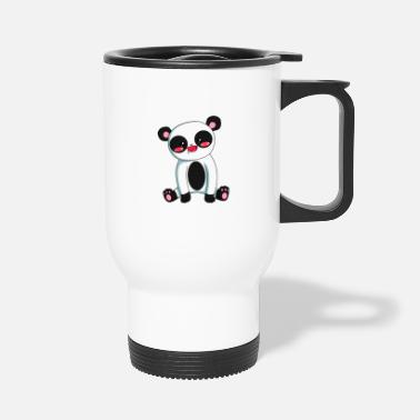 Derp Sweet Derp Panda - Travel Mug