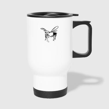 moustique stupide - Mug thermos