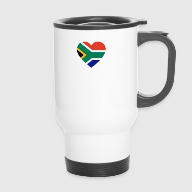 Love love gift south africa south africa - Travel Mug