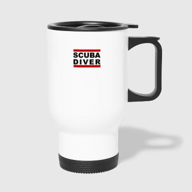 Scuba Diver - Thermobecher