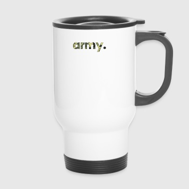 army - Thermobecher