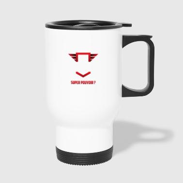 Ultimate Frisbee - Mug thermos