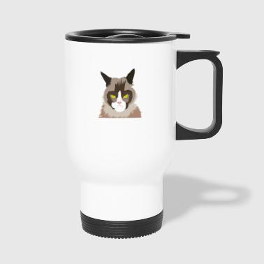 Grumpy Cat - Thermobecher