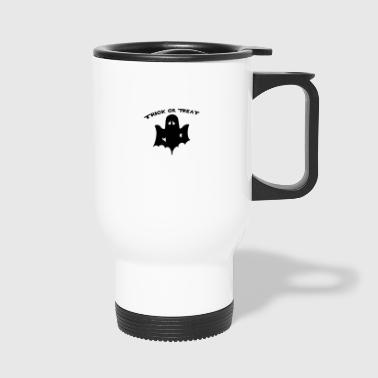 trick or treat Trick or Treat Halloween - Travel Mug