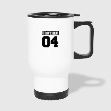 Brother shirt for friends and siblings - Travel Mug