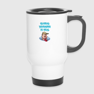 Heating is real - Travel Mug