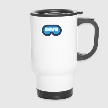 Duikbril Diver / Diving: Dive - duikbril - Thermo mok