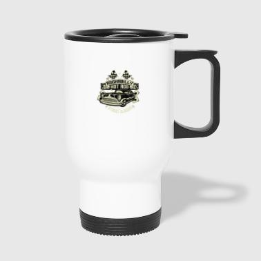 Rockabilly Hotrod - Mug thermos