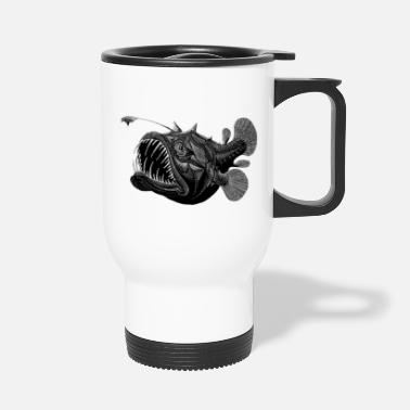 Deep sea fish - Travel Mug