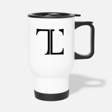 Tlc Logo original intemporel - Mug isotherme