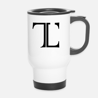 Tlc Logo original intemporel - Mug thermos