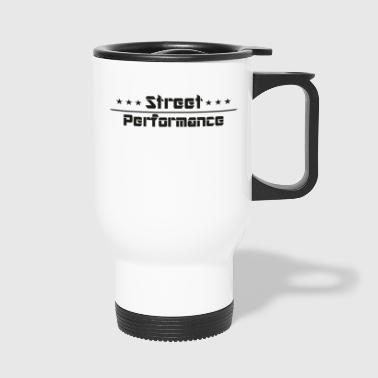 Street performance - Travel Mug