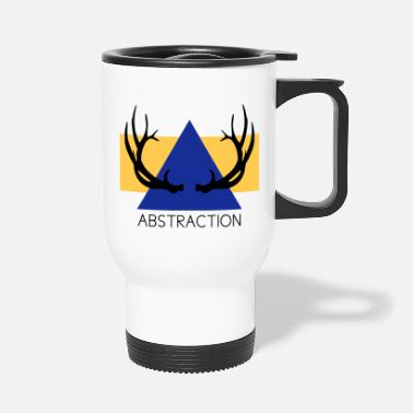 Abstract Abstraction - Travel Mug