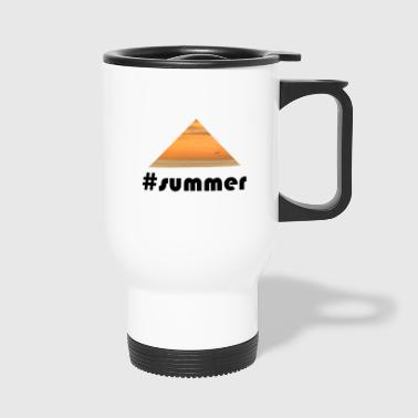 #summer - Thermobecher