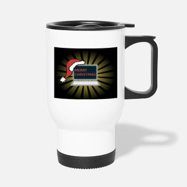 Techie Christmas techie, gift for geeks, gift for techies - Travel Mug