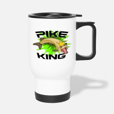 Pike king - Thermosbeker