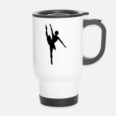 Ballet Dancer ballet dancer - Travel Mug