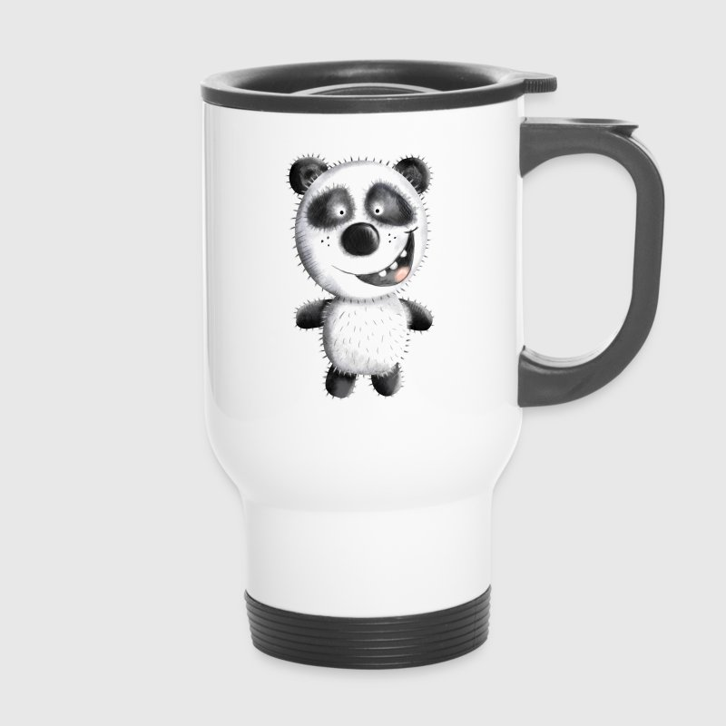 Happy Panda - Thermobecher