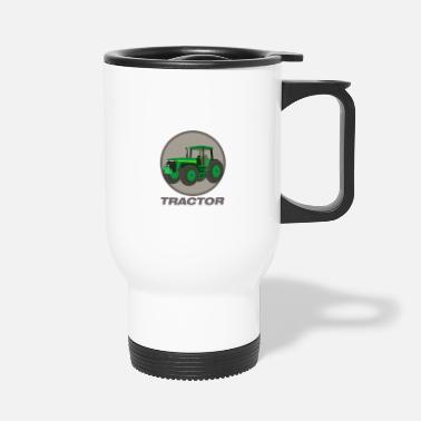 Tractor Tractor Tractor ... - Travel Mug