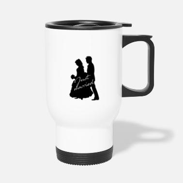 Marriage Just Married Marriage Marriage Marriage Marriage Love - Travel Mug