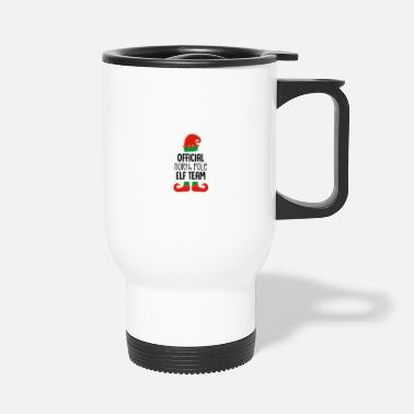 North Yorkshire Official North Pole - Travel Mug
