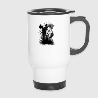 Templar Warrior - Travel Mug