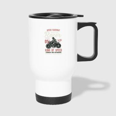 Motor Racer2 - Travel Mug