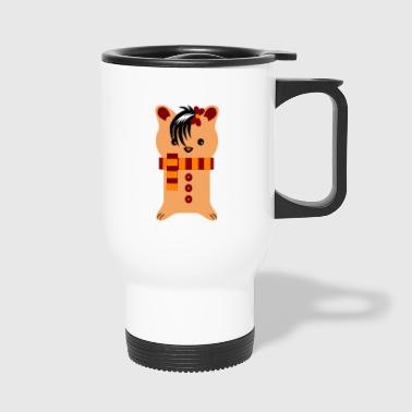 Manga Bear - Travel Mug