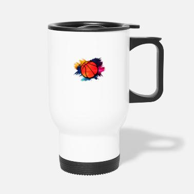 Ball ball - Travel Mug