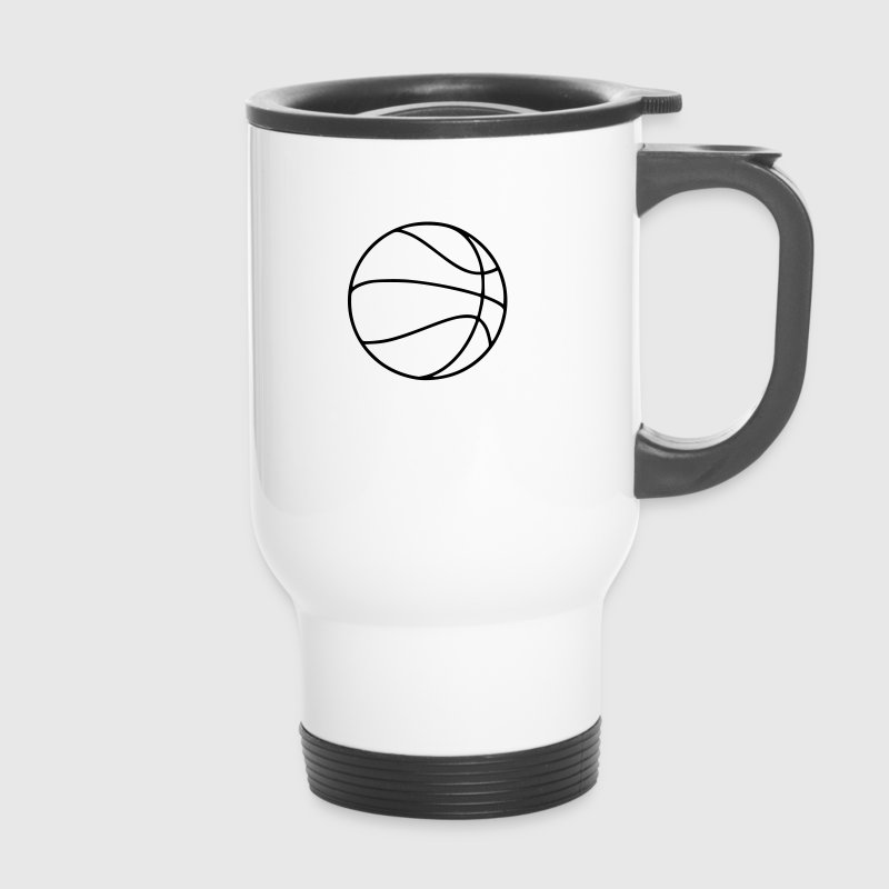 ballon de basket - Mug thermos
