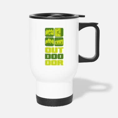 Outdoor Outdoor - Travel Mug