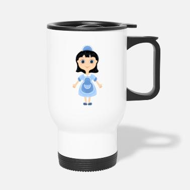 House Keeper house keeper kid - Travel Mug