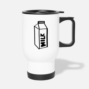 Milk Milk milk - Travel Mug