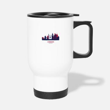 london-panorama - Travel Mug