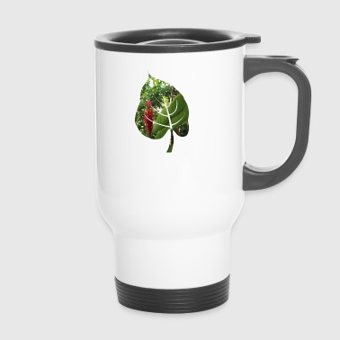 Bloom Red bloom - Travel Mug