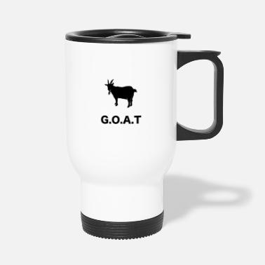 Goat GOAT - Travel Mug