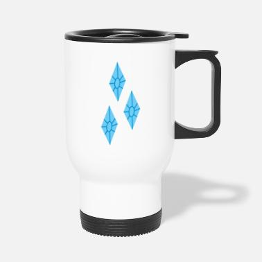 Mark Something Rarity cutie mark - Travel Mug