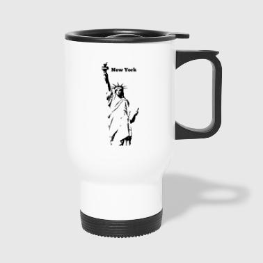 New-York - Mug thermos
