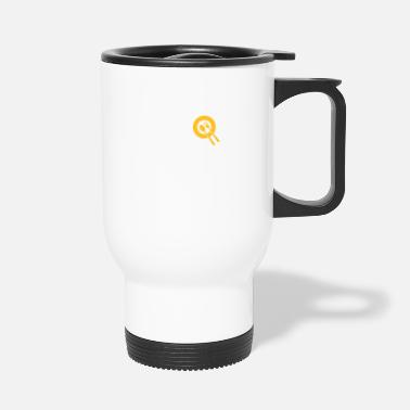 Bed Breakfast In Bed? Then Sleep In The Kitchen! - Travel Mug