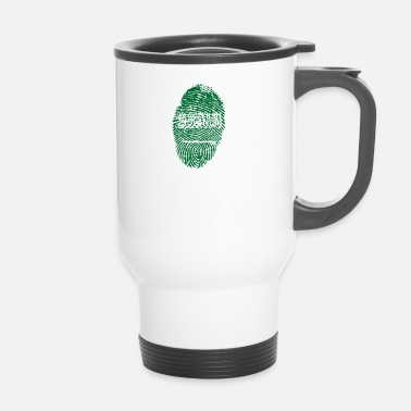 Arabia Made In Saudi Arabia / Saudi Arabia - Travel Mug