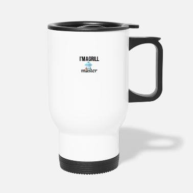 Grillmaster The grillmaster - Travel Mug