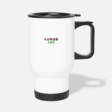 Cancer Cancer survivor - Travel Mug