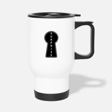 Surprise Surprise surprise - Travel Mug