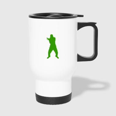 rapper - Travel Mug