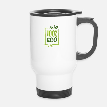 Eco 100% ECO - 100% eco - Thermo mok