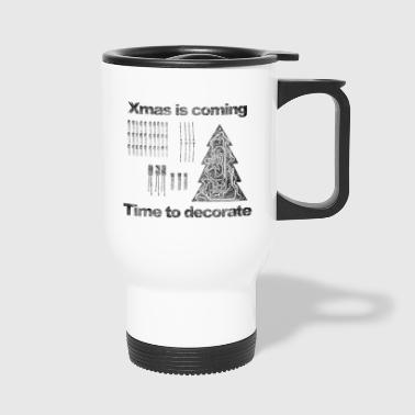 xmas is coming - Taza termo