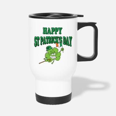 Day Glad St. Patricks Day - Termosmugg