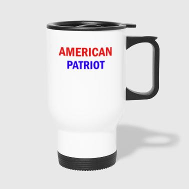 American Patriot - Termosmugg