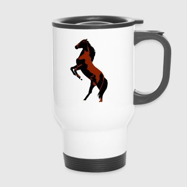 stallion 03 - Travel Mug