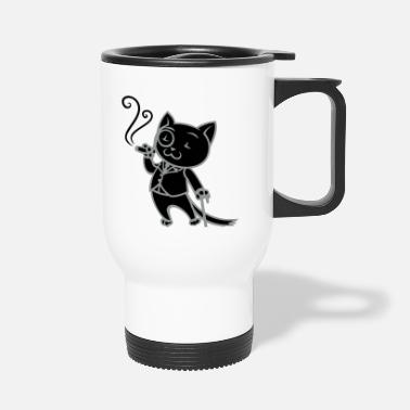 Sir Sir Cat - Travel Mug